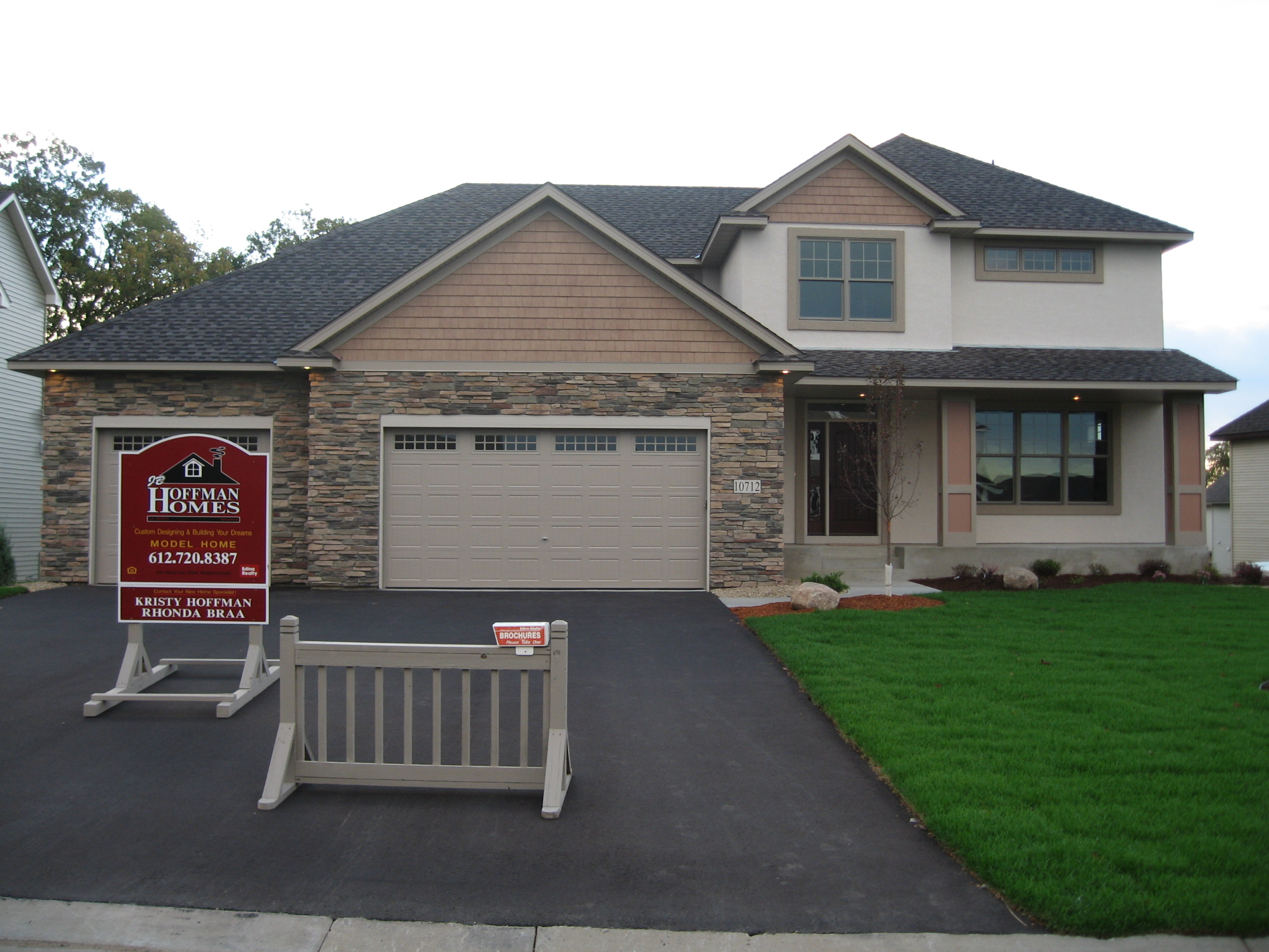 Parade of Homes in Brooklyn Park, MN