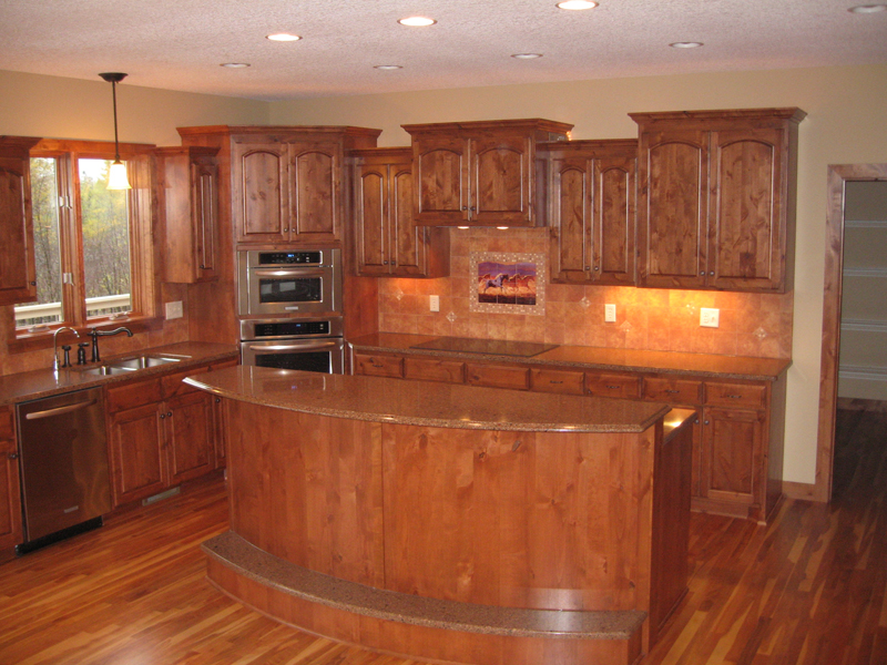 Beautiful Custom Woodwork